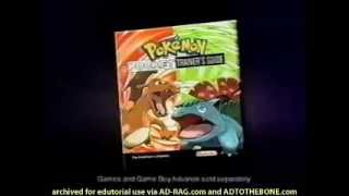 Pokemon FireRed and LeafGreen video