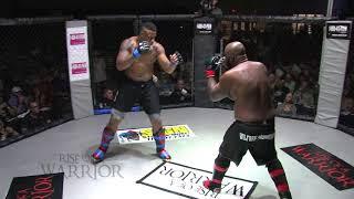 ROAW 21 Hardy VS Hawkins