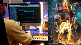infinity war theme orchestra - TH-Clip