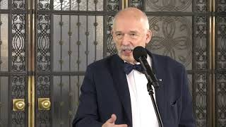 Konferencja Konfederacji – Doniesienie do prokuratury na byłego ministra Łukasza Szumowskiego!