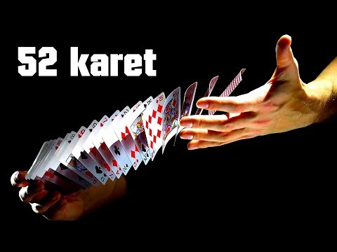 52Karet – Vynikající karetní trik pro začátečníky!