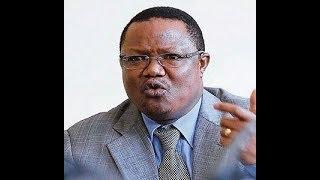 Tanzania opposition MP, Tundu Lisu to address press in Nairobi