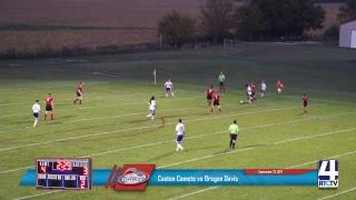 Caston Soccer vs Oregon Davis