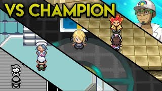 Evolution of Pokemon League Champion Battles (1998 - 2017)