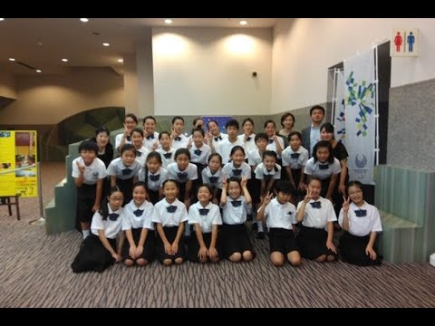 【多摩市ONLINE文化祭】東落合小学校合唱団