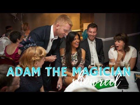 Adam The Magician Video