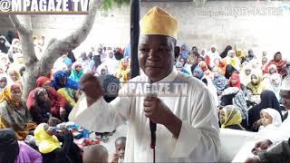 IBILISI ALIMWAMBIA MTUME😂😂   SHEKH SHAFII SHOMARI PANGO