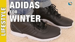 online store bc2af 66221 adidas-zx-flux-winter-boots-s82928-review
