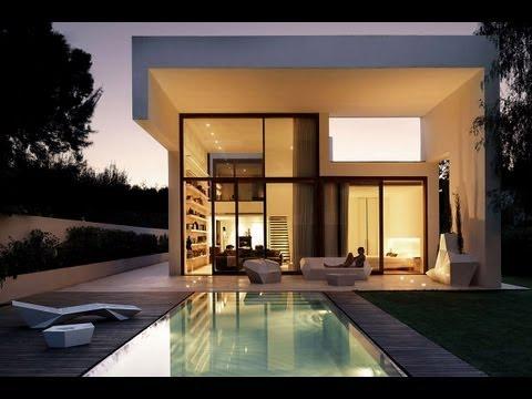 En Modern Evler ve Ev Dekorasyonları
