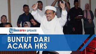 Deretan Pejabat Dicopot hingga Dimutasi Imbas Kerumunan Massa Acara Habib Rizieq