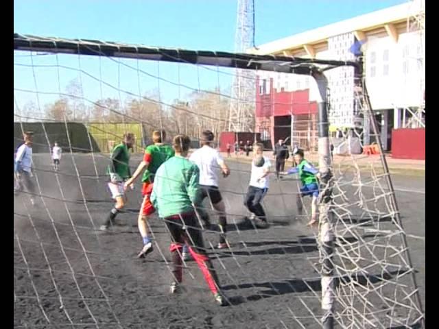 Любительские команды сразятся в футбол