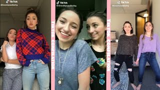 Tiktok Compilation of Brooklyn & Bailey Twins sister