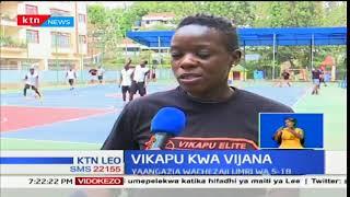 Mazoezi ya vikapu yaandaliwa katika shule ya Makini