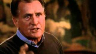 The West Wing - President Bartlet and Zoe