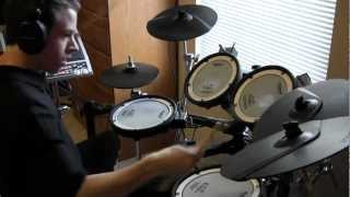 Fates Warning - One - Drum Cover (Tony Parsons)