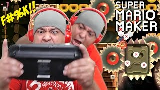 MORE RAGE AND MORE BULL BULL!!! [SUPER MARIO MAKER] [#81]