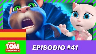Universo paralelo - Talking Tom and Friends (Episodio 41 - Temporada 1)