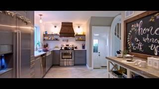 Beautiful Chic Modern Farmhouse Home (For Sale 2018, Deep River)