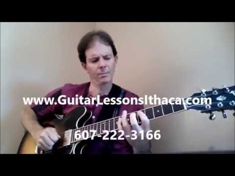 Jazz Guitar Lessons