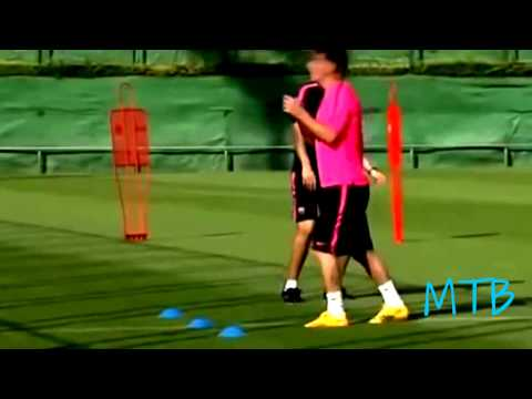 Lionel Messi - Freestyle Skills (Warm Up) • HD