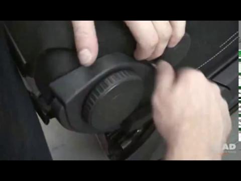 montage stoelhoes bijrijderstoel met 100% pasvorm stoelhoezen www.carseatcover.nl