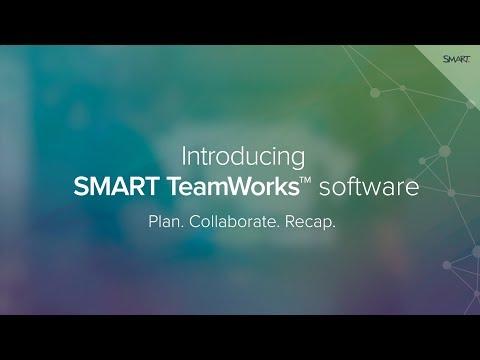 Introducing SMART TeamWorks