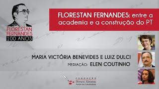 #AOVIVO | Florestan Fernandes: Entre a Academia e a Construção do PT | Florestan Fernandes: 100 anos