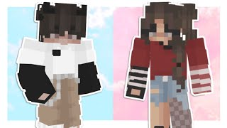 Aesthetic Minecraft Skins For Girls And Boys!