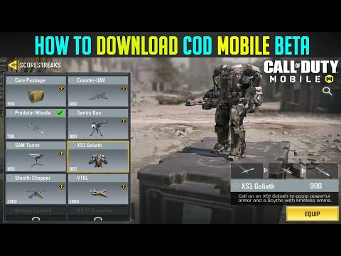 How To Download Call Of Duty Mobile Beta Season 3 Link Updated