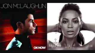 DJ PJW - Smash / Smack Into You (Beyoncé & Jon McLaughlin Duet)
