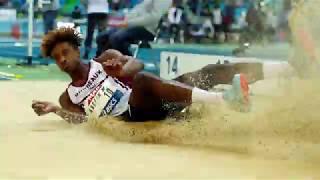 Liévin 2020 : Le saut à 16,80 m de Melvin Raffin