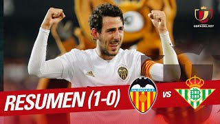 Highlights Valencia CF vs Real Betis (1-0)