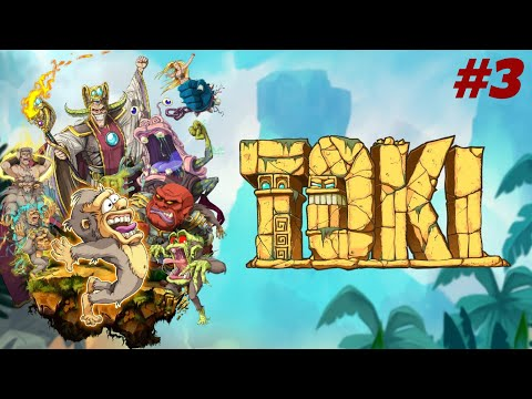Toki [2018] - Walkthrough part 3