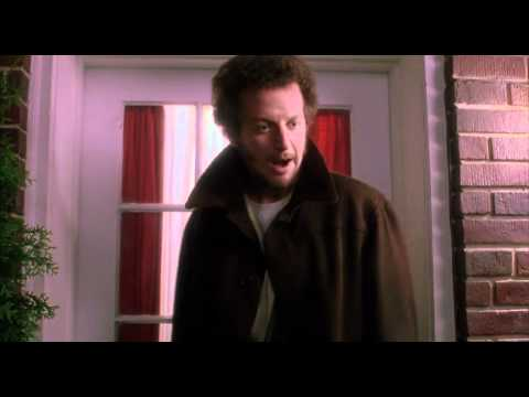 Home Alone Part 1. Harry and Marv getting shot.mp4