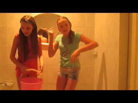 ALS Ice Bucket Challenge Облить холодной водой