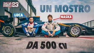 NASKA AND I TRIED A 500 HP FORMULA GP3! - LIKE A SIR CAR VLOG