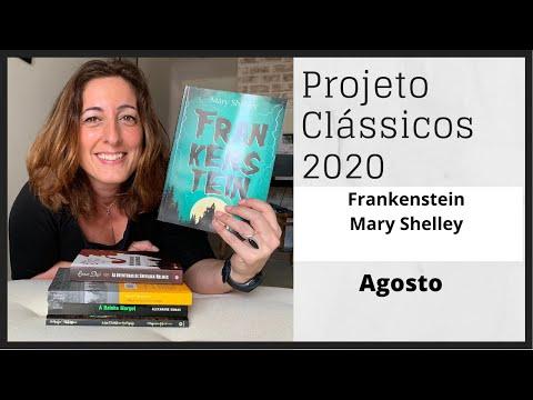 Frankenstein de Mary Shelley - Genialidade da jovem autora retratando a natureza humana