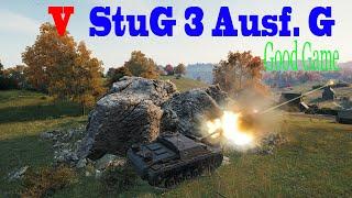 Stug 3 Ausf.G 플레이 영상입니다