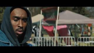 Jermel Howard as Mopreme Shakur in Tupac Film All Eyez On Me.