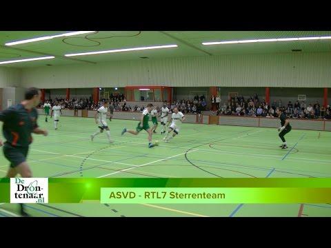 VIDEO | ASVD viert zilveren jubileum met 9-3 zege op RTL7 Sterrenteam