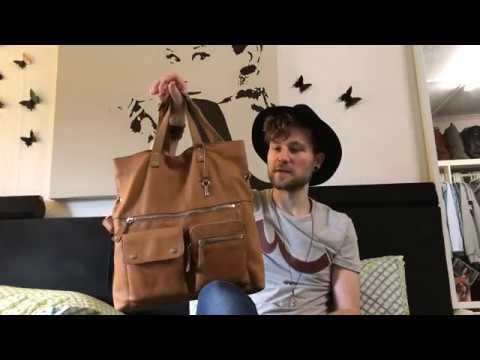 Neue Taschen Teil 3 - Fossil Shopper Bag