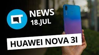 Google condenada a multa bilionária; Nokia X5; Huawei Nova 3i e + [CT News]