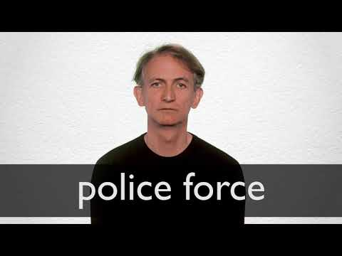 Download How To Pronounce Police Station Video 3GP Mp4 FLV