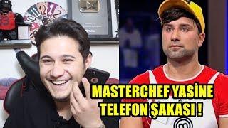 MASTERCHEF YASİN'İ TROLLEDİM EFSANE TELEFON ŞAKASI !