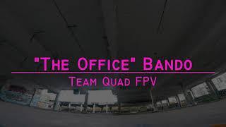 FPV Freestyle at our Local Bando #drone #freestyle #fpv #bando #droneracing #quad #miniquad