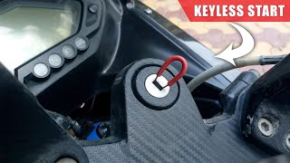 How To Start Motorcycle Without Key in case of Emergency