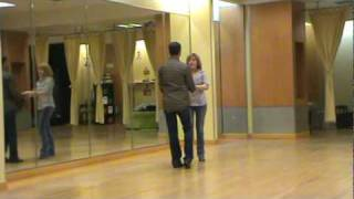 Bethany and Steve dancing Two Step to Easton Corbin song