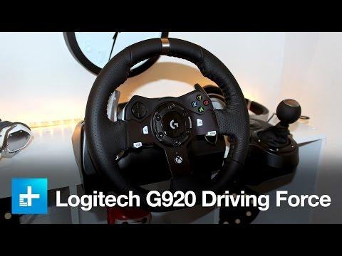 Logitech G920 Driving Force - Review