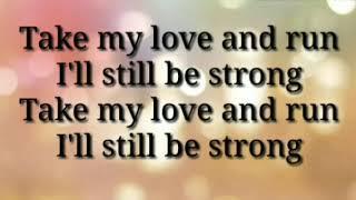 Lexie Liu   Love And Run (Lyrics)88rissing