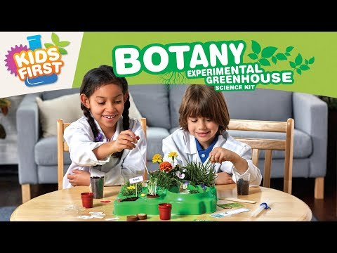 Youtube Video for Botany Experimental Greenhouse Science Kit